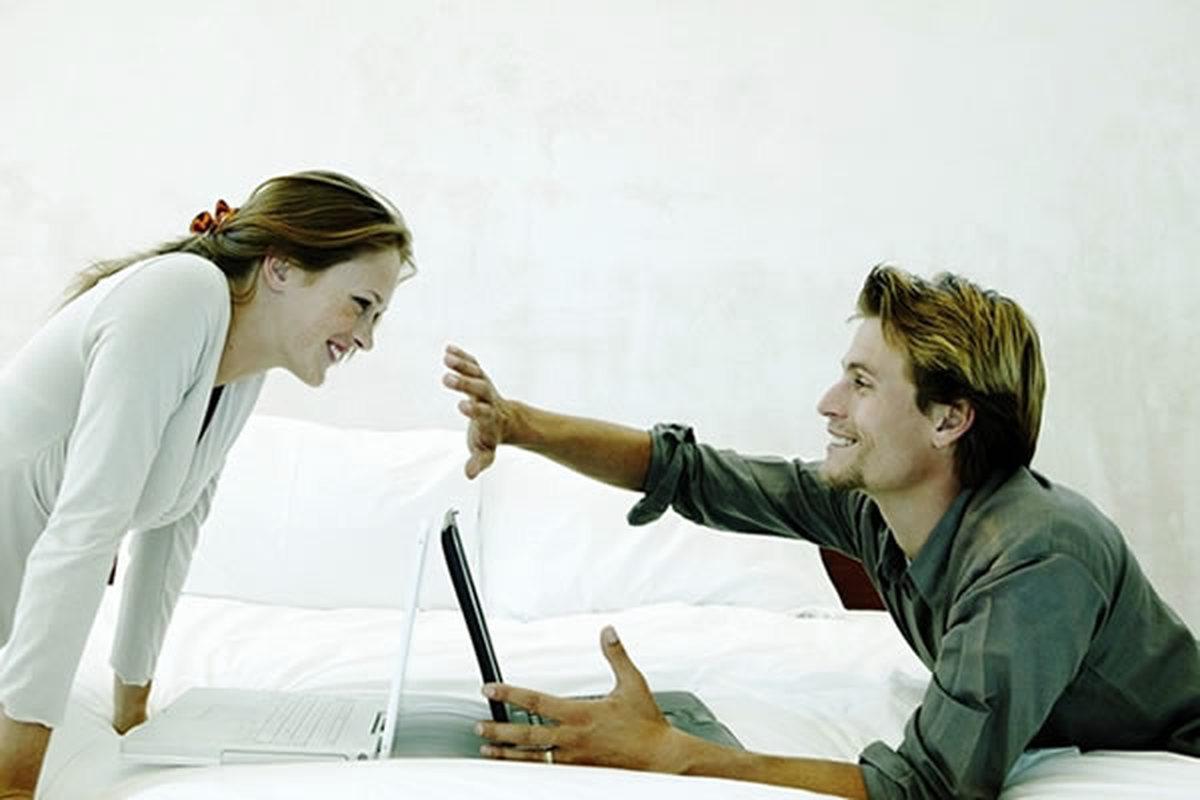 Физическая связь в отношениях